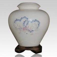 Chenoa Ceramic Cremation Urn