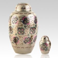 Lattice Cremation Urns