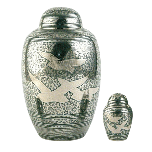 Loving Doves Cremation Urns