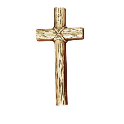 Rugged Cross Medallion Appliques