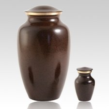 Brown Earthtone Urns