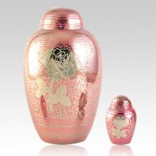 Last Rose Cremation Urns