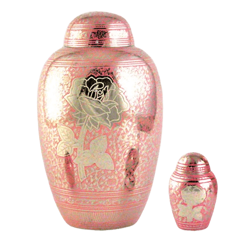 Rose Cremation Urns