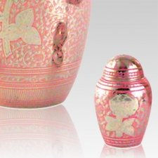 Last Rose Keepsake Cremation Urn