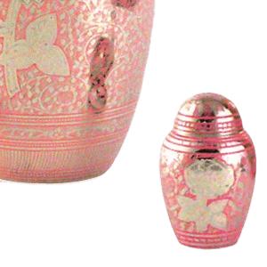 Last Rose Keepsake Cremation Urn