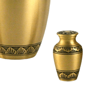 Dignified Keepsake Cremation Urn
