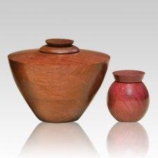 Attica Wooden Pet Urns