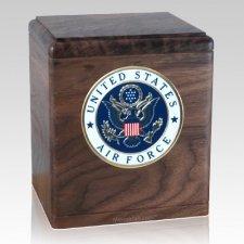 Freedom Walnut Air Force Urn