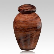 Arco Glass Cremation Urn