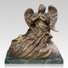 Upward Angel Cremation Urn