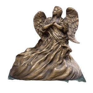 Upward Angel Cremation Urn