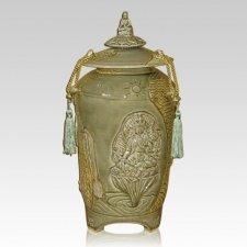 Sancti Viri Cremation Urn
