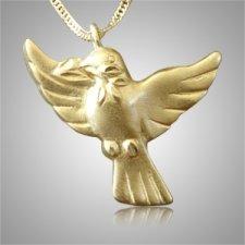 Dove to Heaven Cremation Jewelry II