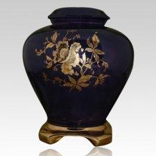 Purple Ceramic Companion Urn