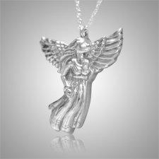 Angel Keepsake Pendant III