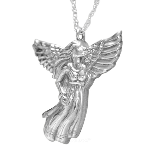 Angel Keepsake Pendant