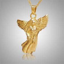 Angel Keepsake Pendant II