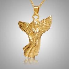 Angel Keepsake Pendant IV