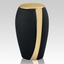 Gold Lumen Cremation Urn