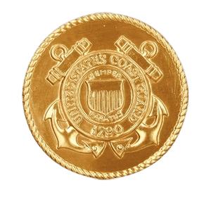 Coast Guard Seal Medallion Appliques