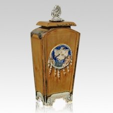 Spirit of Thunder Cremation Urn