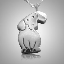 Dog Cremation Pendant