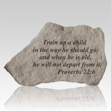 Train Up A Child Rock