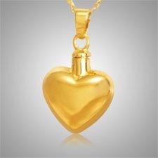 Heart Keepsake Pendant II