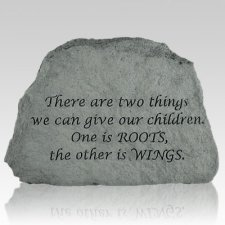 There Are Two Things Stone