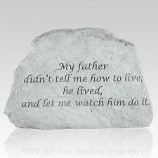 My Father Didn't Tell Me Rock