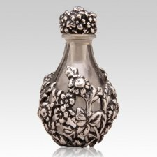 Pewter Victorian Tear Bottle