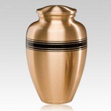Bronze Grecian Cremation Urn