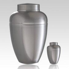 Slate Steel Cremation Urns