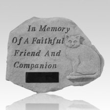 In Memory with Cat Stone