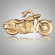 Motorcycle Medallion Appliques