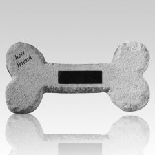 Best Friend Dog Memory Stone