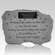 Star Night Memorial Rock