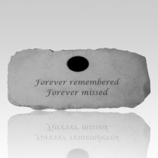 Forever Missed Pet Memory Stone