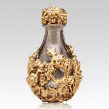 Gold Victorian Tear Bottle