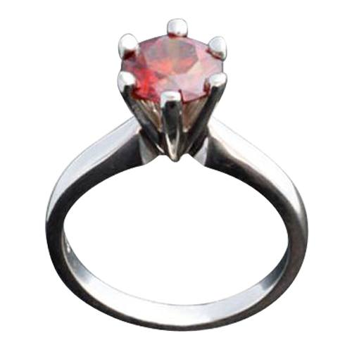 Solitaire 6 Prong Flex Fit Ring