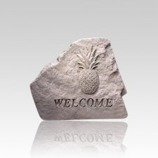 Welcome with Pineapple Stone