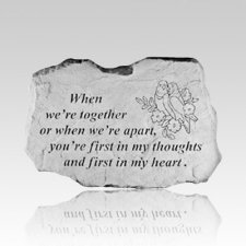 When We Are Together Stone