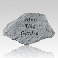 Bless This Garden Stone