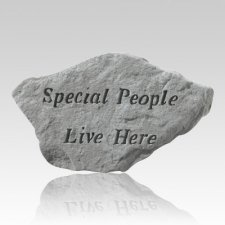 Special People Live Here Rock