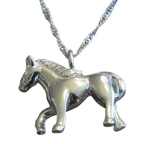 Pet Horse Cremation Keepsake III