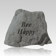 Bee Happy Stone