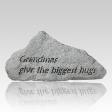 Grandmas Give The Biggest Hugs Rock