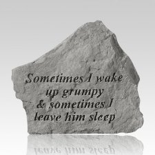 Sometimes I Wake Grumpy Rock