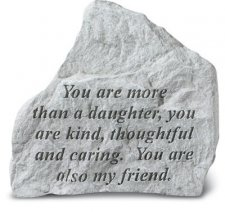 You Are More Than A Daughter Rock