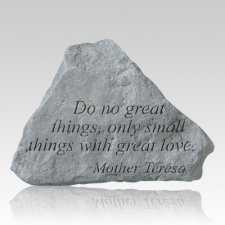 Do No Great Things Rock